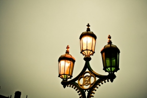London Street Lamps
