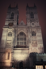 Westminster Abbey - Night