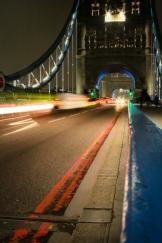 London Bridge Night Long Exposure