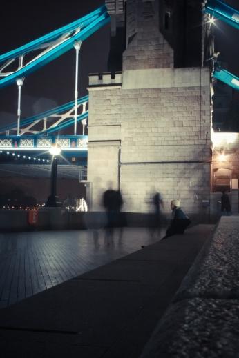 Tower Bridge - Rach Long Exposure
