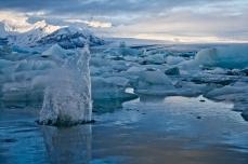 Iceberg Lagoon - Splash