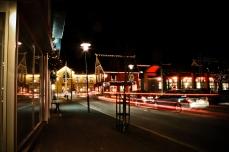 Reykjavik - Christmas Night