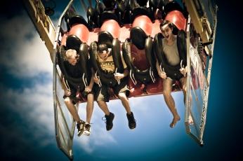 Moomba Scary Ride - Olly