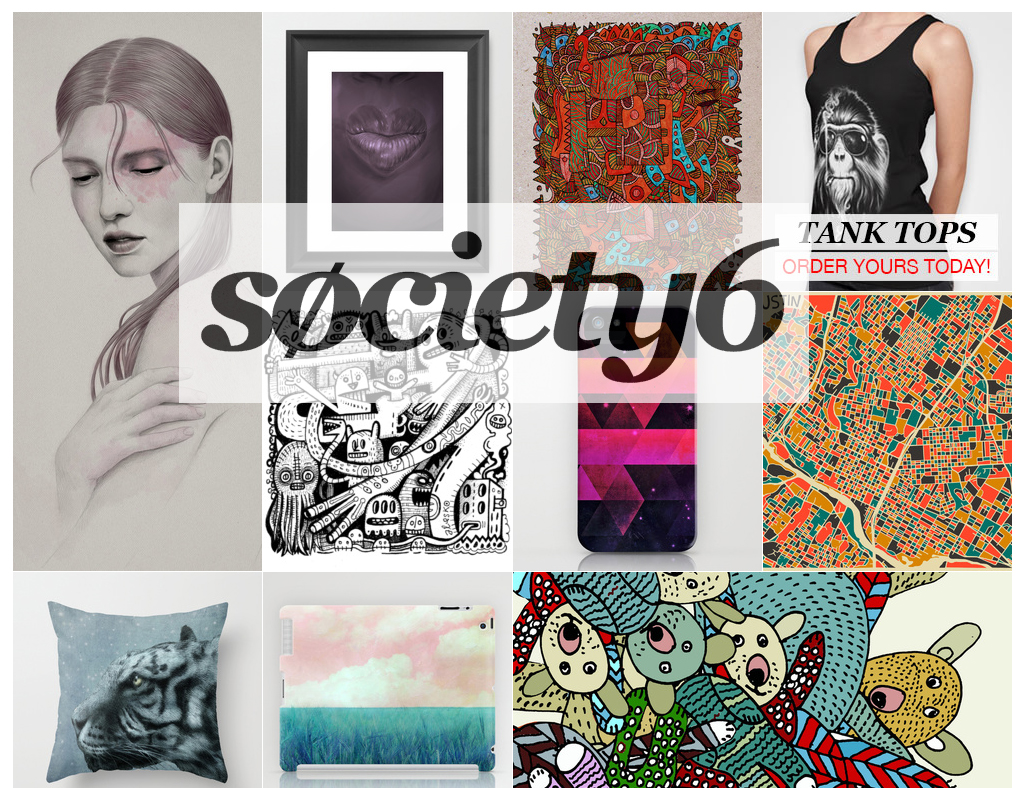Review what 39 s dan up to for Websites similar to society6