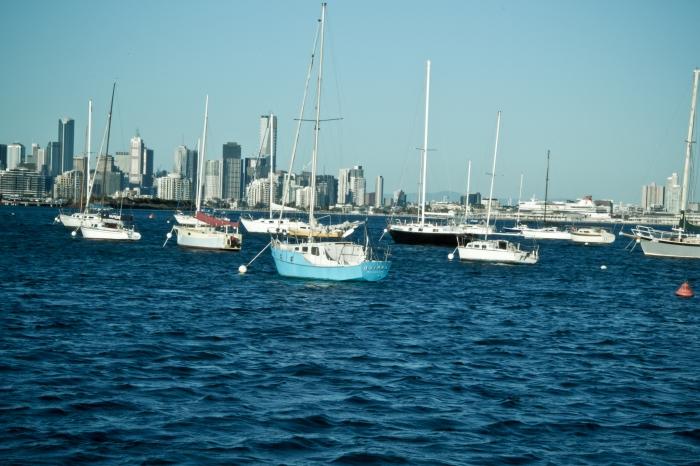 Little Blue Boat Melbourne
