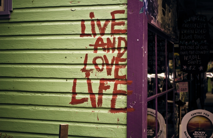 Live & Love Life