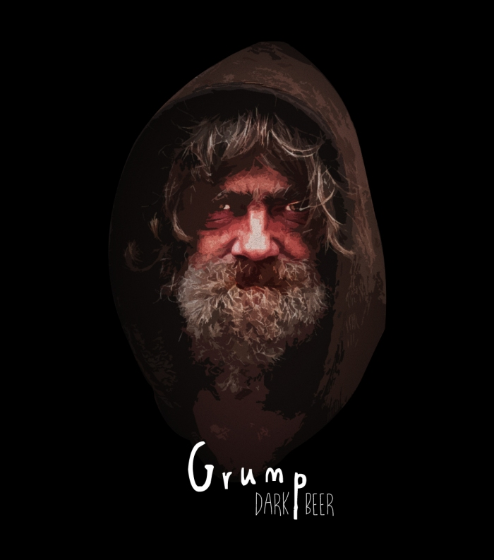 Grump - Dark Beer
