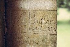 Palladian bridge Graffiti - Bath