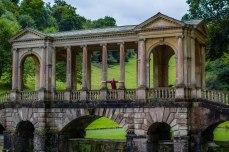 Palladian bridge Dan is king of the world - Bath