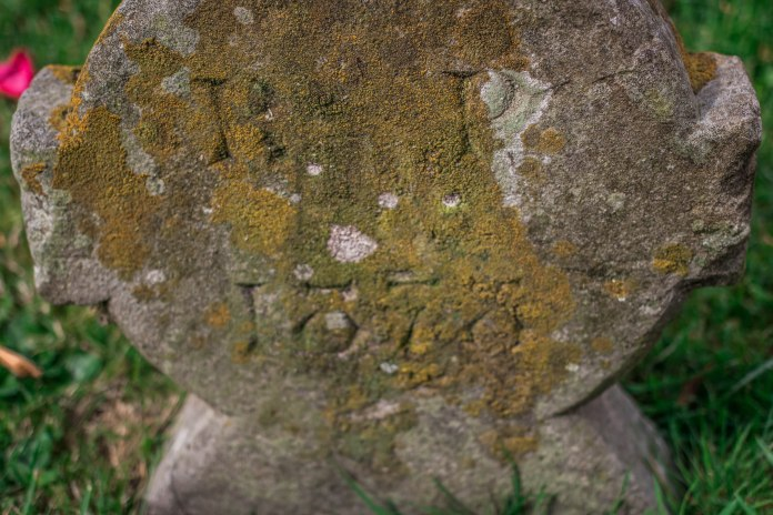 Oldest Grave we could fine -1300's