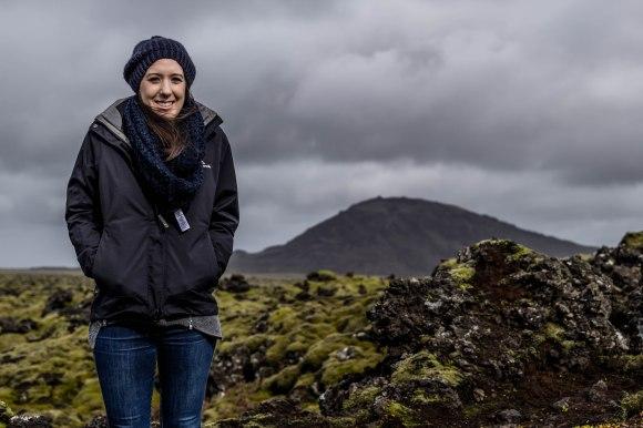 Lava Fields Iceland - Rachel