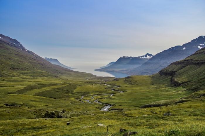 Seyðisfjörður Hike