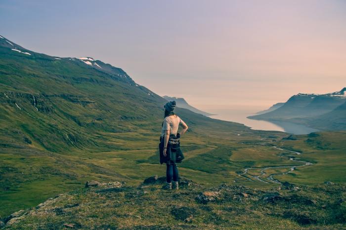 Seyðisfjörður Rach Hiking