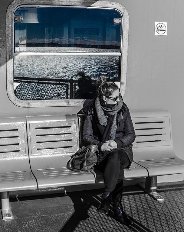 Staten Island ferry - Rachel