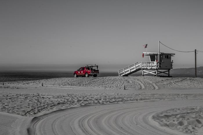 Venice Beach - Life Guard